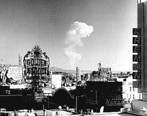nuke dump near Las Vegas