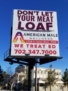 Las Vegas billboards""