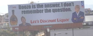 Las Vegas billboards
